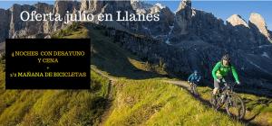 Oferta julio en Llanes- Hotel Puerta del Oriente