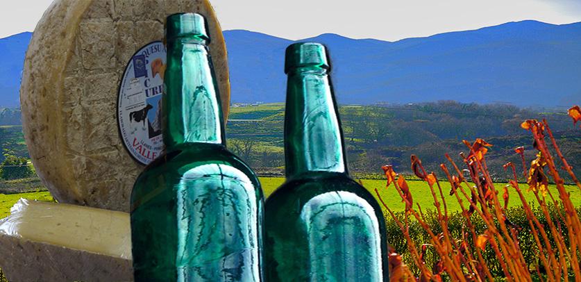 El Oriente de Asturias es una de las mayores zonas queseras del mundo