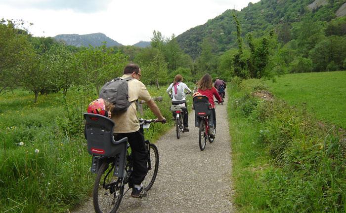 Bicicletas en Llanes- Puerta del Oriente
