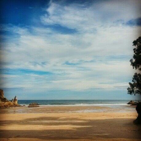 Playa de La Franca- San valentin