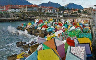 Asturias:Llanes Miradores y vistas panorámicas