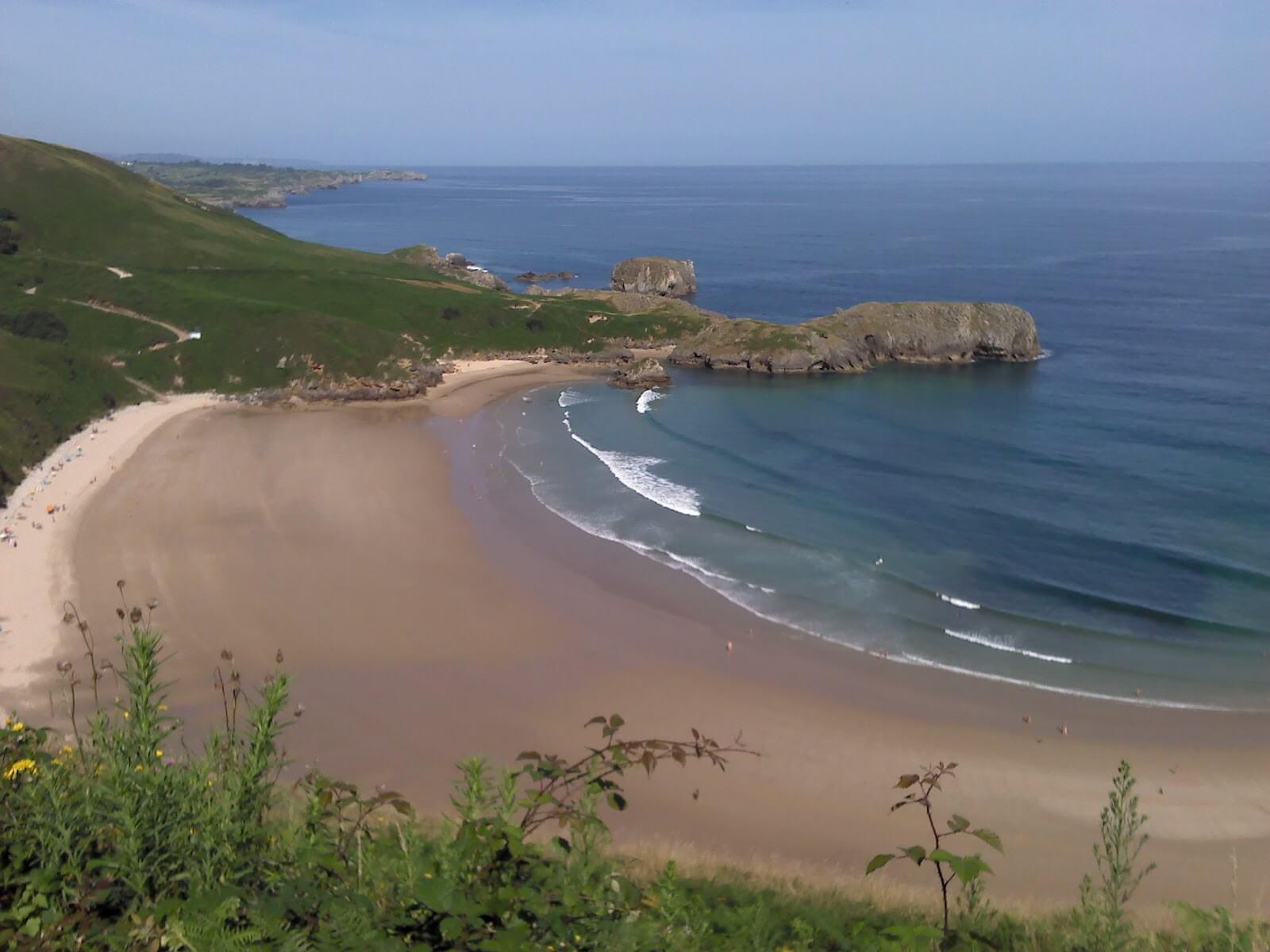 playa-de-torimbia- Llanes- Asturias-hotel-puerta-del-oriente