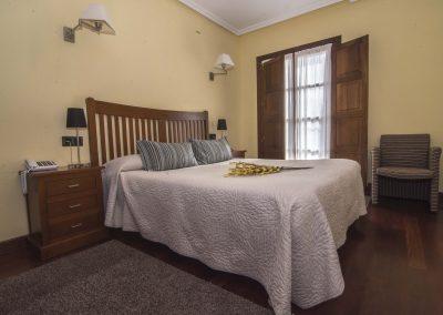 Habitación doble estándar | Hotel Rural Puerta del Oriente (Tresgrandas - Llanes)